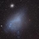 Small Magellanic Cloud and 57 Tucanae,                                Tommaso Rubechi