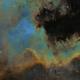 Cygnus wall,                                drgomer