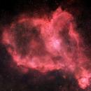 Heart Nebula,                                plasmaxy
