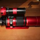William Optics RedCat 51 Petzval Apo refractor,                                Steven Bellavia