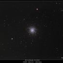 M13 in Hercules  9/12/2012,                                rigel123