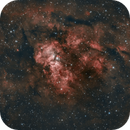 NGC 3603,                                Scotty Bishop