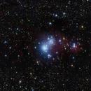 NGC 2264,                                Karoass