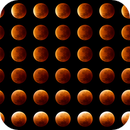 Moon : Eclipse 09/2015 (full phase board),                                JG