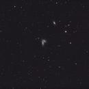 NGC 4567 4568 Siamese Twins,                                apothegary