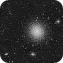 M 13 Hercules Cluster Luminance,                                Frank Iwaszkiewicz