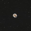 Skull Nebula,                                Chris