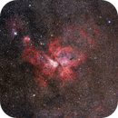 Eta Carinae Nebula with 200mm lens.,                                Marcelo Alves