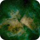 NGC 3372 -  Eta Carinae - 494mm - 20171126 - OSH -  300sX3X58,                                Gabe van den Berg