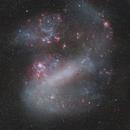 Large Magellanic Cloud (LMC),                                Sabine Gloaguen