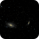 First Attempt at Bode's Galaxy,                                Joseph Biscoe IV
