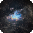 Nebulosa del águila, M16 o Ngc 6611,                                Astrofotografia A.R.B.