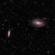 M81 Bode's Galaxy,                                Conrad Blake