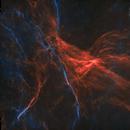 Sh2-96 • Starless Giant Super Nova Remnant,                                Douglas J Struble