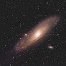 M31 Andromeda Galaxy Re-processed,                                John Kanouse