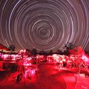 Circumpolar Star Trails,                                onecosmos