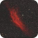 NGC1499 wide field / Canon 600D + Canon 200mm USM F/2.8 / SW star adventurer / 800 iso,                                patrick cartou
