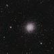 M13 - The Great Globular Cluster in Hercules,                                Steve Mallia