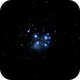 M45 - Plejaden,                                Martin