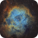 Rosette Nebula  Narrow Band,                                Thomas Klemmer