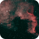 North American Nebula,                                David Quattlebaum