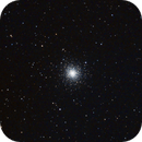 M2 - Aquarius Great Globular Cluster,                                Michael J. Mangieri