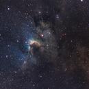 Cave Nebula (sh2-155),                                whoseideawasthis