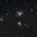NGC 5364 and neighbors,                                snakagawa