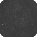 SH2-240 Spaghetti nebula - wide field 50 mm,                                Exalastro