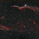 NGC6960 - VEIL NEBULA (WEST),                                Marco Favro