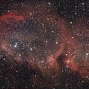 Soul Nebula IC1848 DSLR,                                Jocelyn Podmilsak