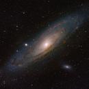 M31  Andromeda Galaxy,                                Hans H.