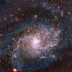 M 33, Triangulum Galaxy,                                w4sm