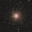M4 Globular Cluster,                                Richard Muhlack