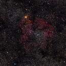 IC 1396 - dark version,                                AC1000