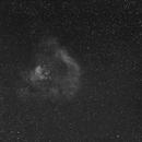 NGC 7822 work in progress,                                Alan Hancox