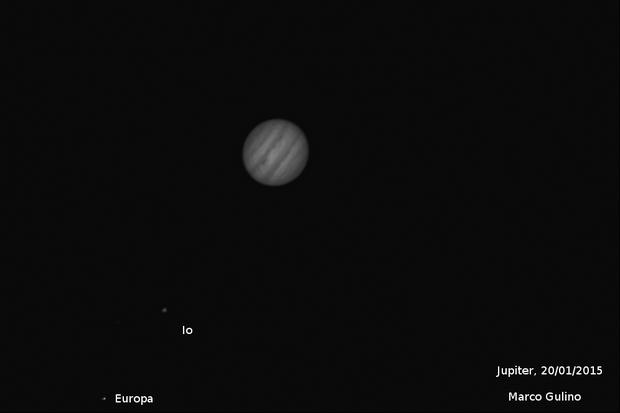 Jupiter - 2015-01-30,                                Marco Gulino