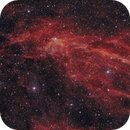Hydrogen structures in Cygnus,                                Tristan Campbell