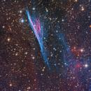 The Pencil Nebula,                                Casey Good
