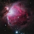 M42 Orion Nebula, HDR,                                legova