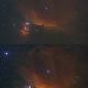 IC 434 - Horsehead Nebula - HSO - Redux - Photoshop,                                Sigga