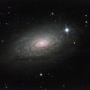 M 63 - Sunflower Galaxy,                                GALASSIA 60