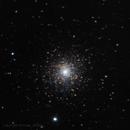 M15. My first successful attempt at shooting deep sky. Variant B - processing by Alexandr Rostov.,                                Смирнов Андрей