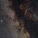 Aquila Milky Way,                                Jenafan