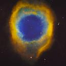 The Helix Nebula NGC 7293,                                Kasra Karimi