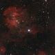 IC 2944 - Running Chicken Nebula,                                Bruno Maciel Vieira