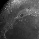 Moon : Mare Imbrium, Crater Plato surrounding,                                Wanni