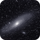 Andromede / M31,                                Anthony