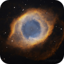 Helix Nebula - NGC7293,                                Leobartz
