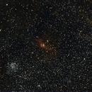 Bubble Nebula,                                Javier R.